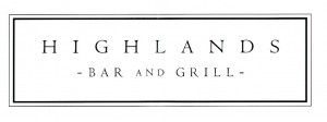 Highlands Bar and Grill